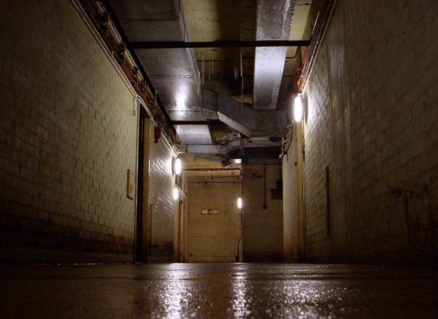Главный коридор подземелья.