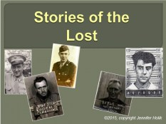 Stories of the Lost screen