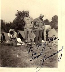 TN Maneuvers Aug 1943