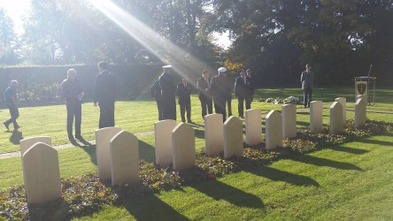 1st Ceremony in Cemetery (12)