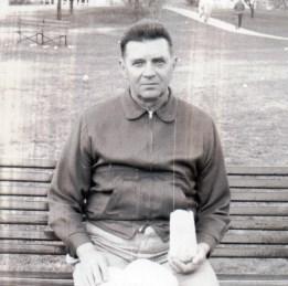 Joseph Holik after the war