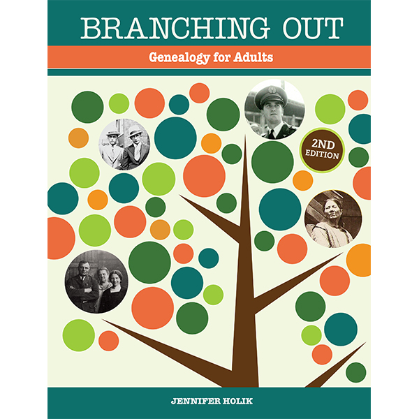 Branching Out: Genealogy For Adults and Kids