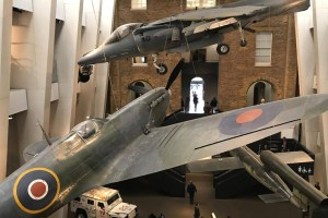 Visit to Imperial War Museum, London