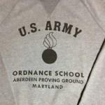 Sweatshirt Ordnance Aberdeen close