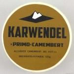 german cheese box karwendel