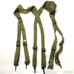 1936 Suspenders WWII Reproduction