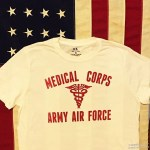 AAF Medical Corps Shirt WWII Army Air Force t-shirt, WW2