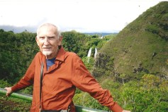 John Raisler in Hawaii a few years ago