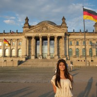 BERLIN: FIRST DAY