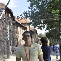 VISITING AUSCHWITZ. - DAY 6
