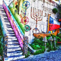 9 STREET ART STAIRS AROUND THE WORLD