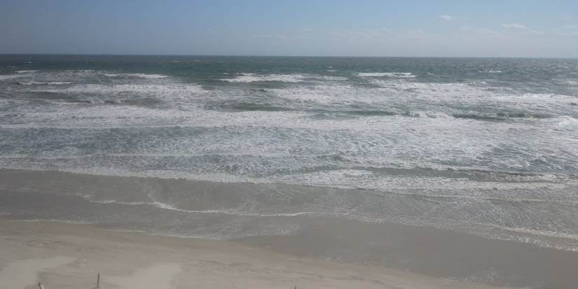 View from my balcony by Winnie WInkle, Author, for her blog post Family Time and Finding Balance
