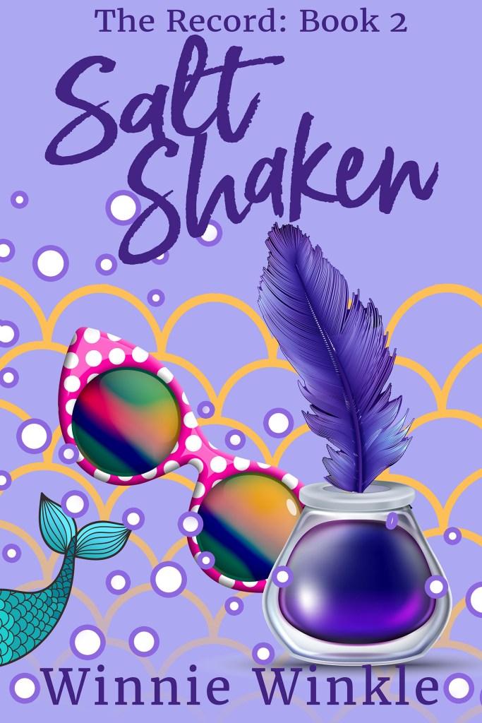 Salt Shaken: The Record, Book 2 by Winnie Winkle © 2021