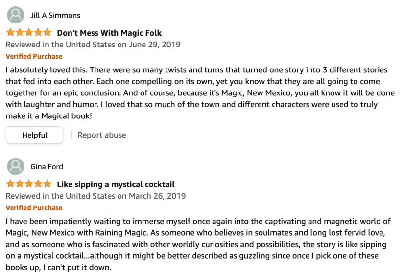 Raining Magic: Messing Up Magic Book 3 by Winnie Winkle 2019 reviews