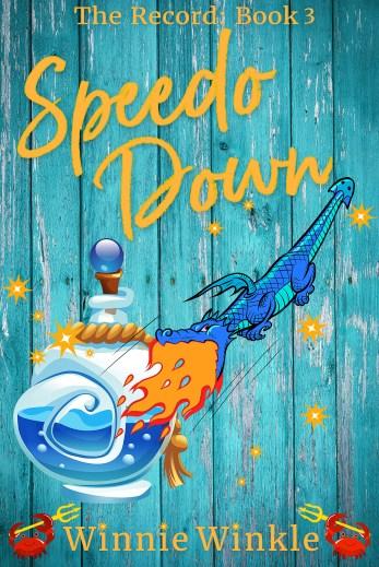 Speedo Down: The Record, Book 3 by Winnie Winkle 2021