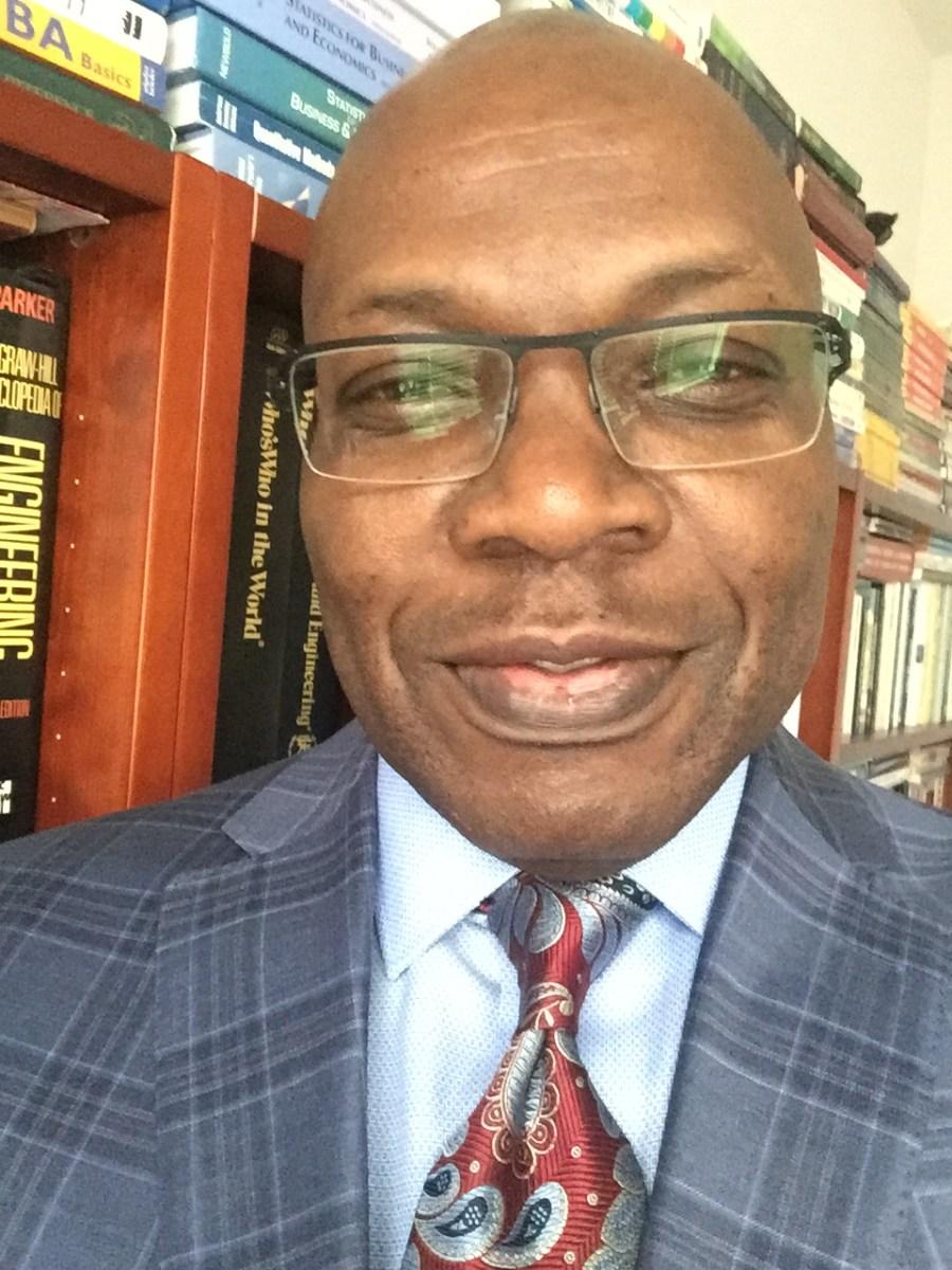 John Ifeanyichukwu Izuchukwu, PhD, MBA, PE
