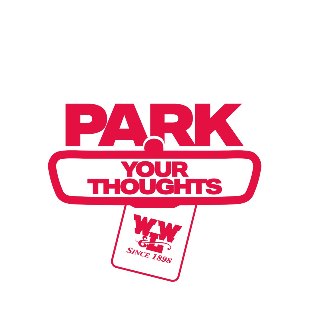 Park Your Thoughts Podcast Logo