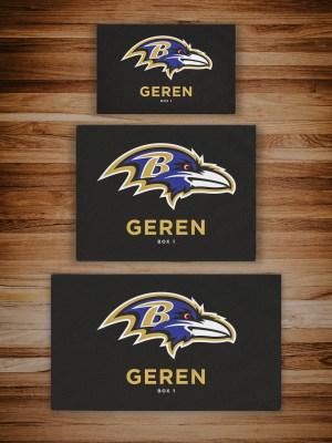 Packaging Ravens