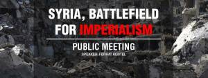 Read more about the article Public meeting on Syria in Johannesburg, 25 June