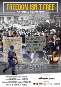 """Read more about the article """"Freedom Isn't Free – The Freedom Charter Today"""" : Anniversary screenings"""