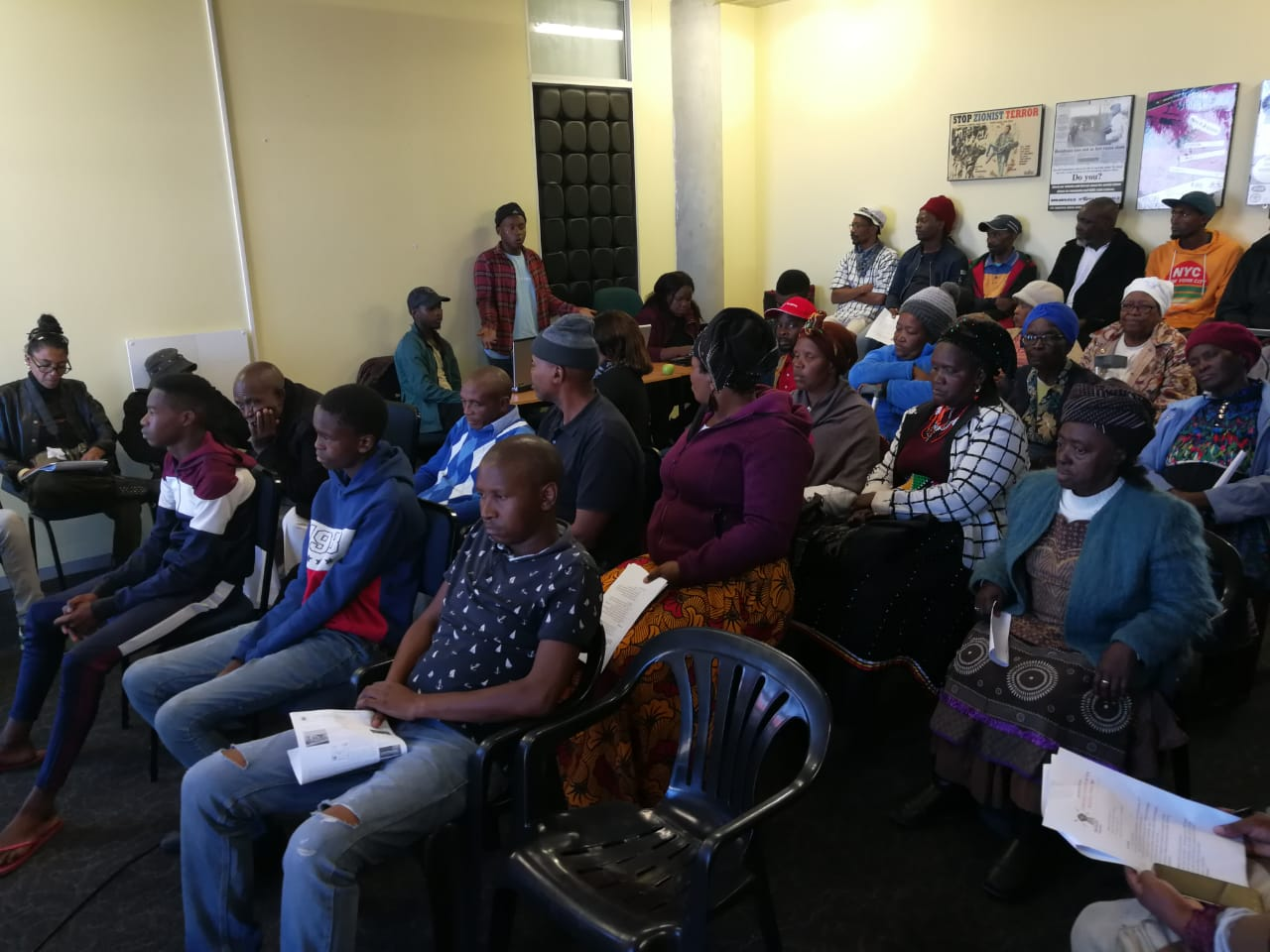 You are currently viewing Community organising workshop
