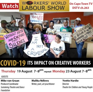 Read more about the article Covid-19 and its impact on creative industry workers
