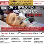 Covid-19 Vaccines – Conspiracies and fake news