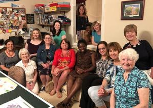 Woman with Purpose Bible Study Meeting