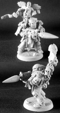 marine cherub & firing