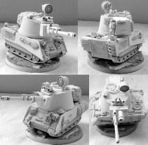 sentinel tankette 2