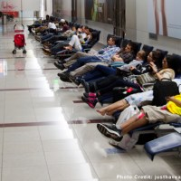 杜拜機場 中東最好睡機場第一名