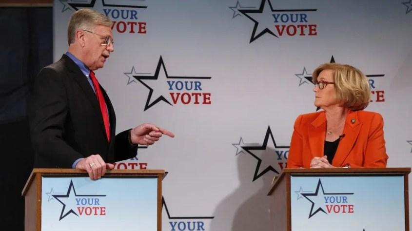 Maine debate