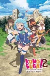 Konosuba 2 Visual