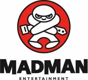 Madman Entertainment Logo