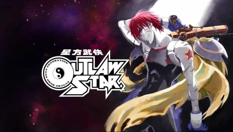 Outlaw Star Horizontal Visual
