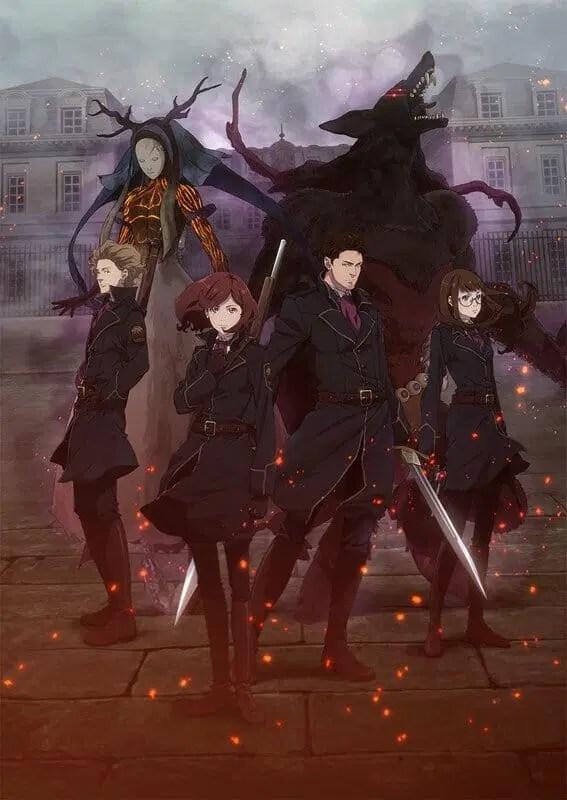 Fairy Gone Anime Visual