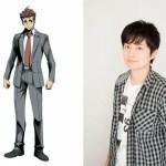 Tokunana Anime Character Visual - Seiji Nanatsuki