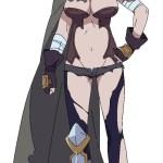 Mao-sama Retry Anime Character Visual - Mikan