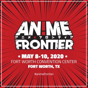 Anime Frontier 2020 Logo