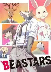 Beastars Anime Visual