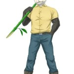 Beastars Anime Character Visual - Gouhin