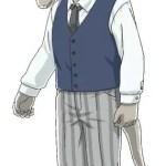 Beastars Anime Character Visual - Kibi