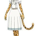 Beastars Anime Character Visual - Shiira