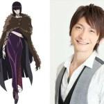 Tokunana Anime Character Visual - Black Pearl