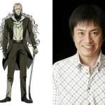Tokunana Anime Character Visual - Warlock