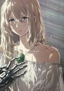 Violet Evergarden The Movie Visual
