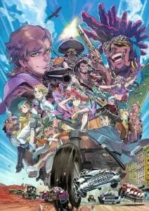 Appare-Ranman! Anime Visual