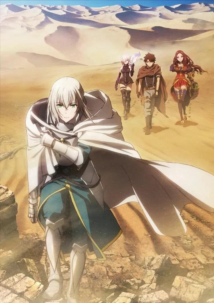 Fate Grand Order Shinsei Entaku Ryoiki Camelot Wandering Agateram Visual 002 - 20191006