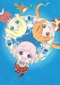 Rebirth Anime Visual