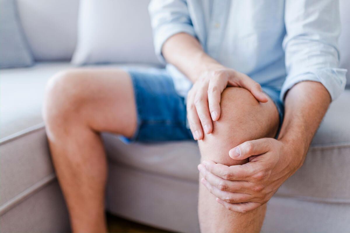 kniebeschwerden ohne gewalteinwirkung